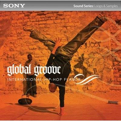 Sony - Global Groove : International Hip-Hop Flavor