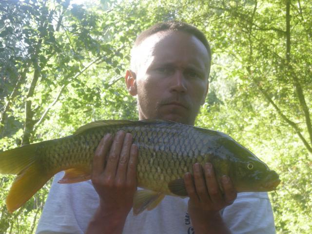 Pêche en haute vienne, la bénéchie ( cussac, chalut) Photo-363-121f99e