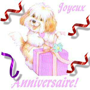 Bon Anniversaire Petit Chouchou