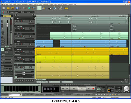 MAGIX Samplitude 11.0