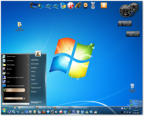 BioWindows7® RT MOD™ x64, software audio, x64, Windows, RTM