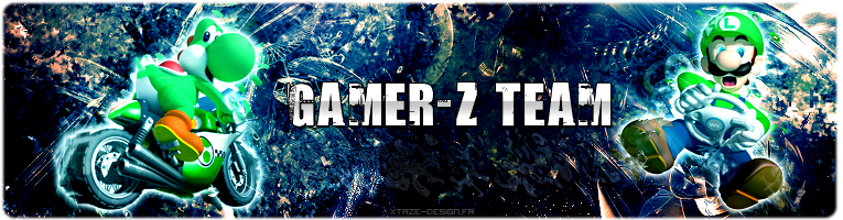 ..::  Gamer-Z Team ::.. Index du Forum