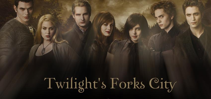 Twilight's Forks City Index du Forum