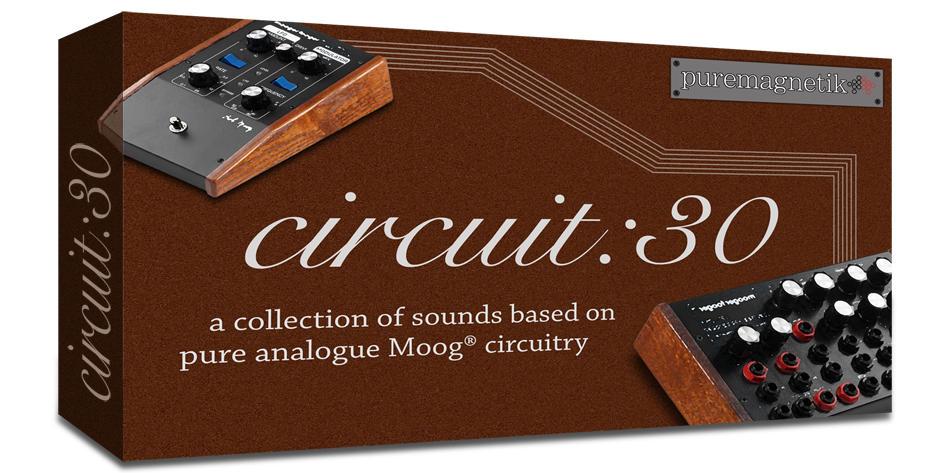 Puremagnetik Circuit 30 for KONTAKT