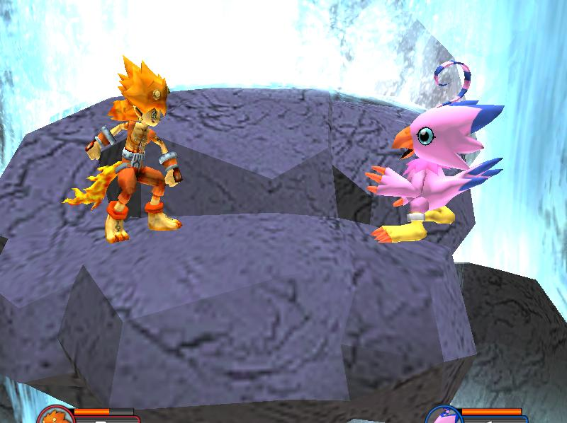 Descargar Digimon Rumble Arena 2 Para Psp 1 Link